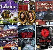 Nous éclairer & les liens de sang & mystère affair bureau & paranormal & shutter island & vampire