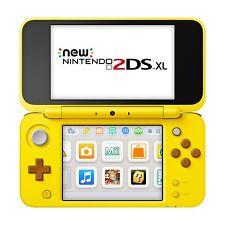 Nintendo 2DS XL | Yellow Pikachu Edition