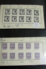 Serbia Stamp Hoard Hard to Find Issues High Scott Value