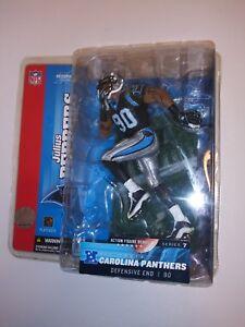 Carolina Panthers Julius Peppers Mcfarlene NFL Debut Figure Series 7