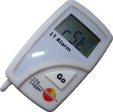 oiriginal TESTO 174 IP65 Datenlogger Messschreiber Thermo Logger Batterie neu