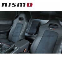 NISMO Seat Cover Set For SKYLINE GT-R BNR32 PVC Leather/Ultra Suede 87900-RNR20