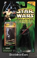 Star Wars POTJ Darth Vader Dagobah Luke Skywalker Face Force File Jedi ESB ROTJ