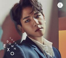 EXO Japan 1st Full Album [COUNTDOWN] (CD+Photobook+Photocard) BAEKHYUN ver.