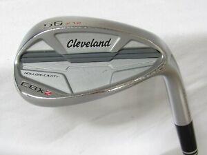 Used RH Cleveland CBX2 Single 56* Sand Wedge Rotex Wedge Flex Graphite