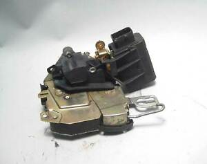 BMW E36 2dr Left Front Driver's Door Lock Latch w Actuator 1994-1999 OEM USED