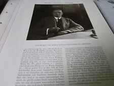 Wien Archiv 6 Kultur 3090 Anton Wildgans 1881-1932