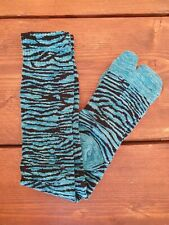H&M x Kenzo Tabi Socks - Blue Tiger Print