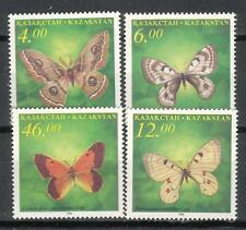 Kzakhstan / Kasachstan, 1996, MiNr. 139 / 142, Postfr.** Schmetterlinge