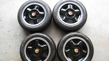 "Fiat Alfa Lancia 13"" Alloy Wheels Revolution RFX 98 PCD Fiat Abarth alloy Wheels"