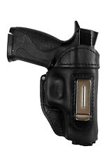 IWB 4 Leder Gürtel Holster für S&W M&P 9 40 45 SW MP9  MP 9  smith and wesson