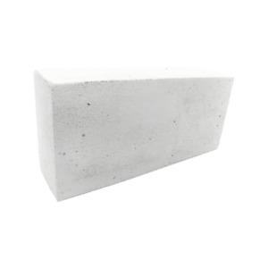 Insulating FireBrick HFK-25 9x4.5 - 4.04 ARCH Individual Key Bricks 2500F