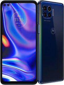 Motorola One 5G UW 128GB (Oxford Blue) - Verizon Smartphone - NICE
