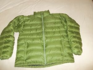 NEW Marmot Zeus Goose Down Jacket Sweater Coat SOFT Puffer 800 fp Green SOFT XXL