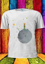 The Little Prince Antoine De Saint T-shirt  Vest Tank Top Men Women Unisex 2387