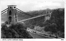 BR38237 Bristol clifton suspension bridge england