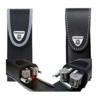 Victorinox - Etui Noir Pour Pince SwissTool Plus - Double Compartiment - 4.0833