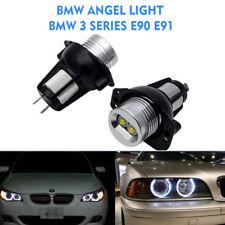 2xBMW LED Halogen Standlicht Tagfahrlicht Engel für E90 E91 3er