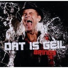 "BRINGS ""DAT IS GEIL"" CD 14 TRACKS  NEUWARE"