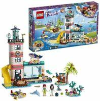 LEGO FRIENDS 41380 Il faro centro di soccorso