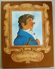 Bon Voyage Monsieur Dumollet ! SAMIVEL éd Delagrave 1978
