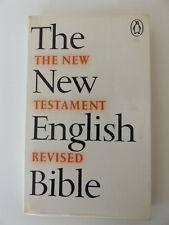 1970 THE NEW ENGLISH BIBLE The New Testament 2nd Ed. PENGUIN BOOKS Paperback