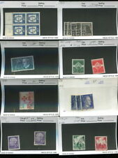 GERMANY ASSORTMENT ON 60+ DISPLAY CARDS-LOT 4!