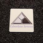 Cyberdyne Corporation Terminator Logo Label Decal Case Sticker Badge 469b