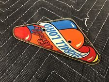 Bally Wizard! Pinball Machine Plastic M-1330-114-2 Slingshot FREE SHIP