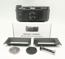 Holga Used 120WPC Wide Pinhole Camera 120 Format Film Camera Panoramic