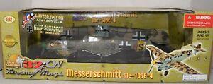ULTIMATE SOLDIER 13293 MESSERSCHMITT BF-109E-4 'WASP SQUADRON' III/SKG 210 1:32