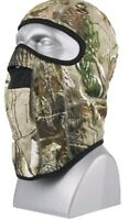 Realtree Camo Balaclava Facemask Face Mask AP HD NWT Windproof One Size  #444