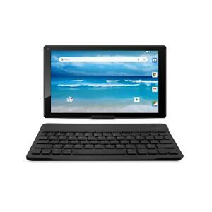 """10.1"""" Android 8.1 Google Certified Tablet With Bluetooth Keyboard & Case Bundle"""