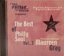 THE BEST OF PHILLY SOUL, Vol.#3 - Maureen Gray