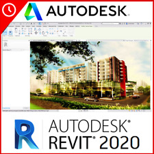 Autodesk Revit 2020 Full Version win l Fast Delivery