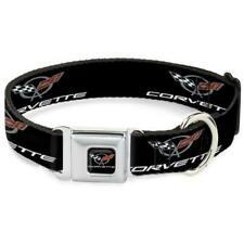 Dog Collar Seat Belt Licensed Chevrolet Chevy Corvette C5 WC5012
