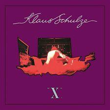 KLAUS SCHULZE X 2CD Digipack 2016