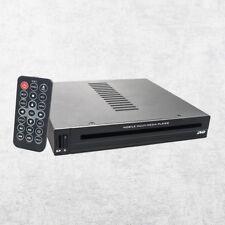 1/2 DIN Auto DVD Video Player 12V mit USB + SD + Fernbedienung 2,5cm flach