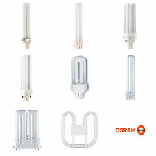 OSRAM DULUX S SE D DE L T TE F cfl Energiesparlampe Kompaktleuchtstofflampe Neu