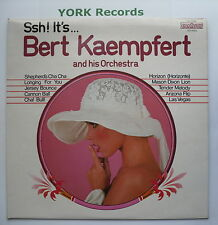 BERT KAEMPFERT - Ssh! It's .... - Excellent Condition LP Record Contour CN 2009