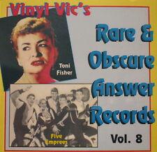 VINYL VIC'S 'Rare & Obscure Answer Records' - Vol#8 - 30 VA Tracks