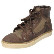Firetrap Leather Boots - Men's Footwear