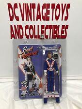 Nos Evel Knievel Americas Motorcycle Daredevil Action Figure Doll Retro Sport