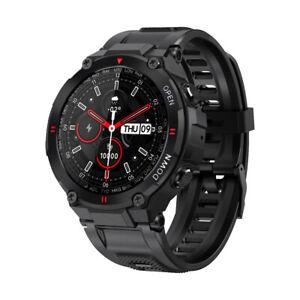 Smart Watch Men Sport Bluetooth Call MAX6 Fitness Tracker Heart Rate Waterproof