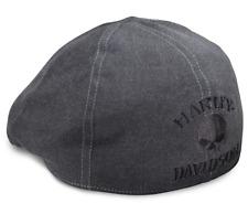 HARLEY-DAVIDSON® MEN'S WILLIE G. IVY FLAT CAP 99471-10VM MEDIUM