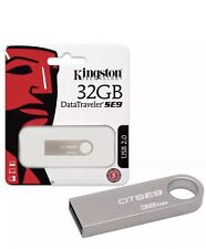 Kingston 32GB DataTraveler SE9 USB 2.0 Flash Drive Memory Stick NEW