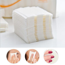100 222 Sheets Soft Cotton Pads Wipes For Makeup Remover Nail Polish Removal