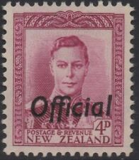Pre-Decimal Mint Never Hinged/MNH Postage New Zealand Stamps