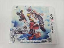 Kingdom Hearts 3D Dream Drop Distance Nintendo 3DS 2012 Complete