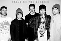 BRING ME THE HORIZON ~ LOVE ME 24x36 MUSIC POSTER Oliver Sykes Lee Malia Kean